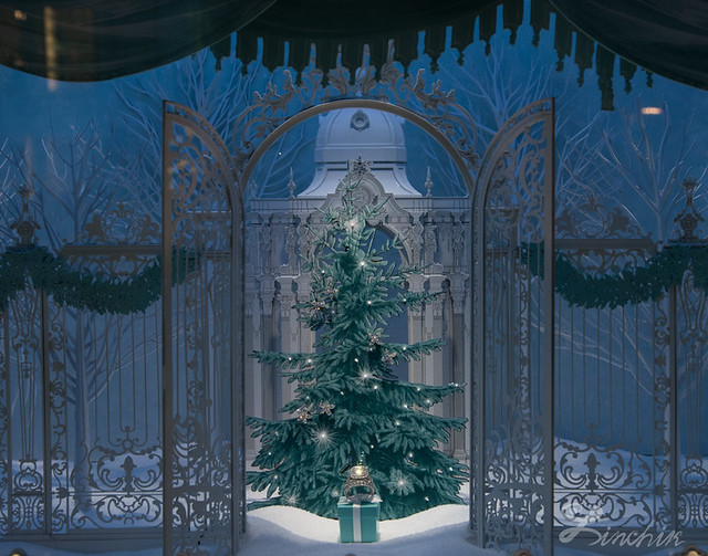 Tiffany 2015 Holiday Window