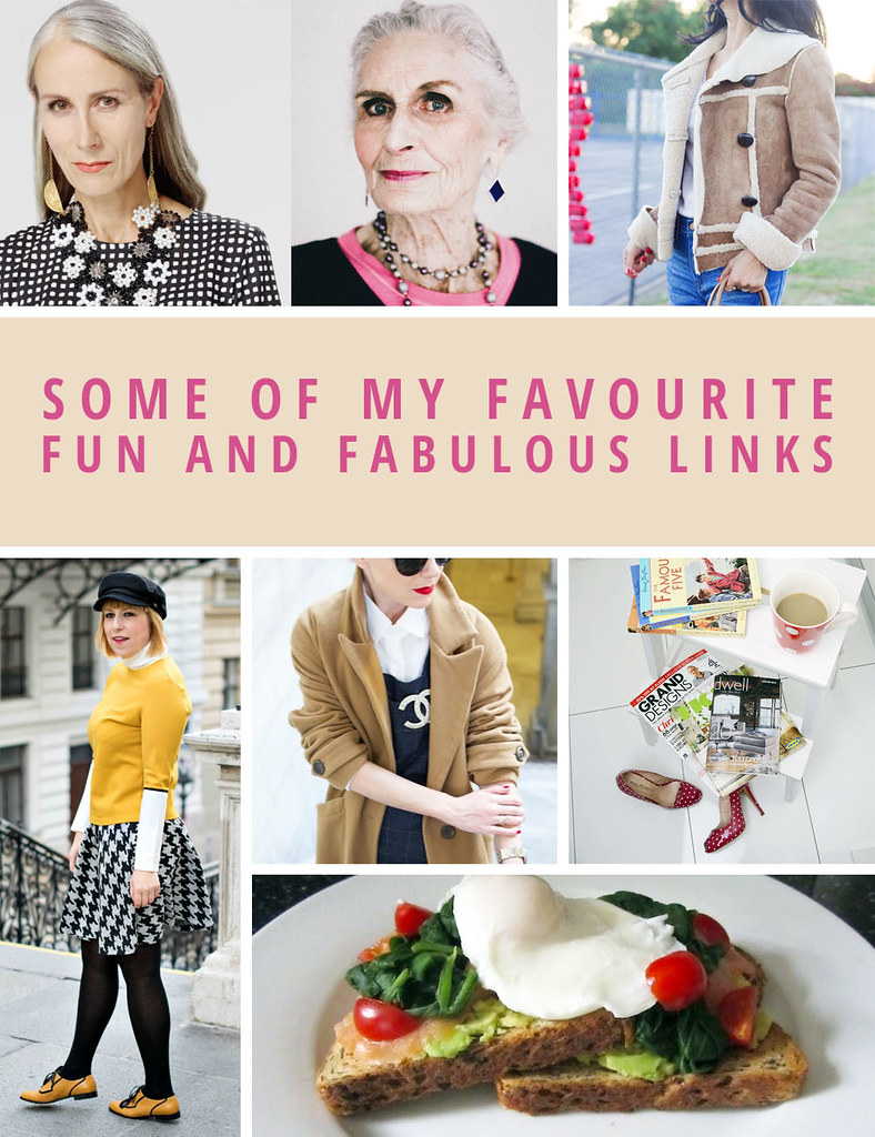Not Dressed As Lamb's Favourite Fun & Fabulous Links November 2015