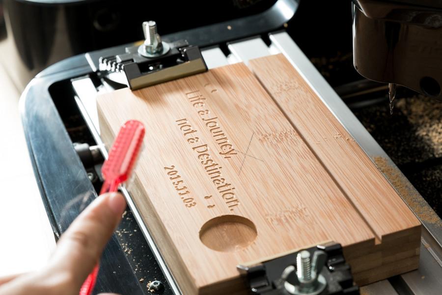 1041103-台中豐原區-Sylvia創意小學堂-木板半成品清潔4