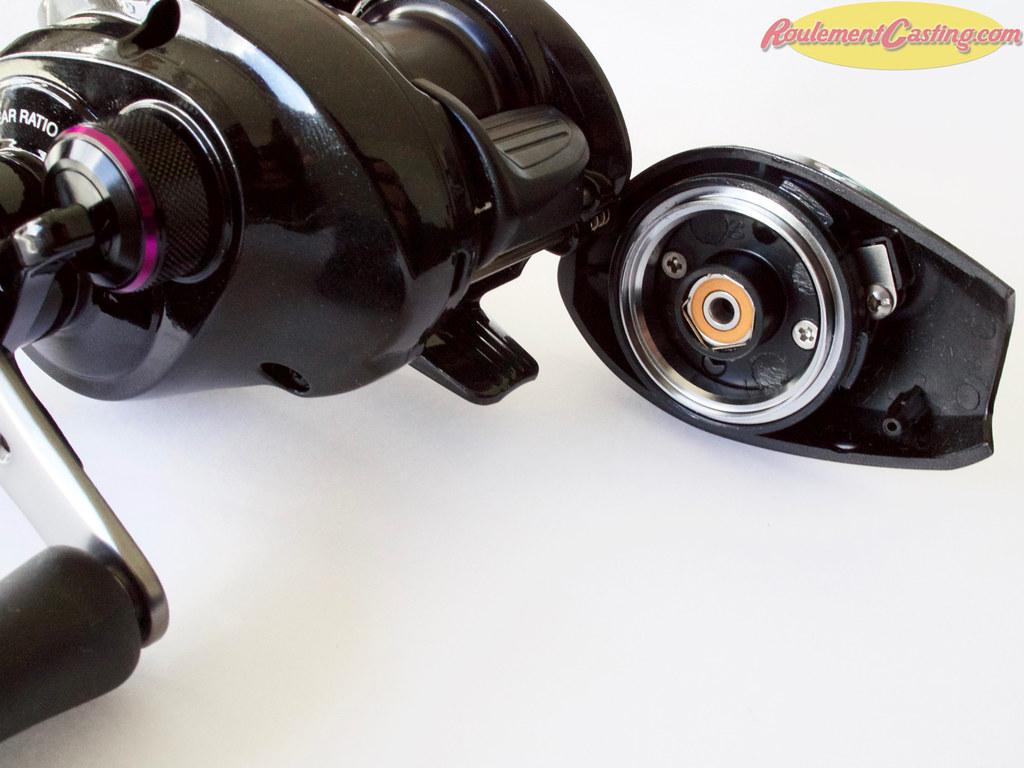 Shimano Brenious Spool Bearings Upgrades #5