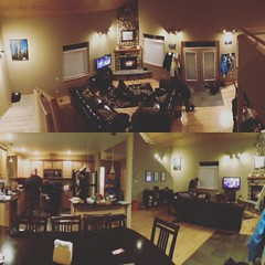 Thanksgiving getaway #thanksgiving #family #mtbaker #cottage #cozy