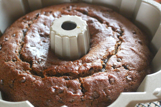 Pumpkin Chocolate Espresso Bundt - 20