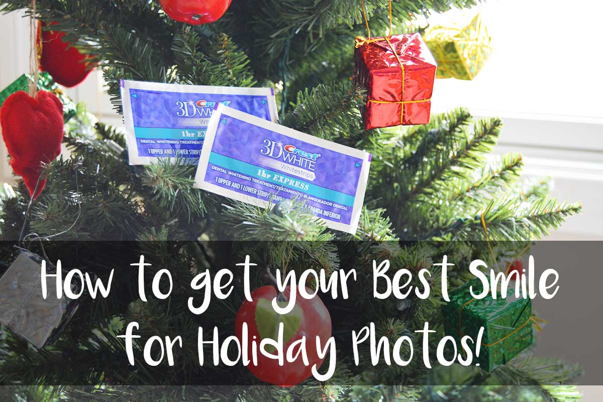 How to Get Your Best Smile for Holiday Photos