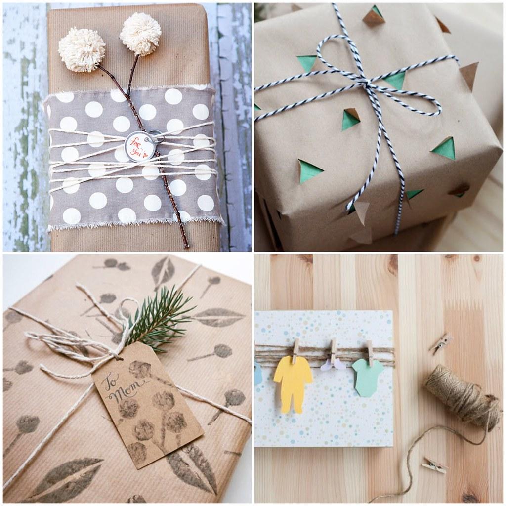 giftwrapping empaquetado creativo