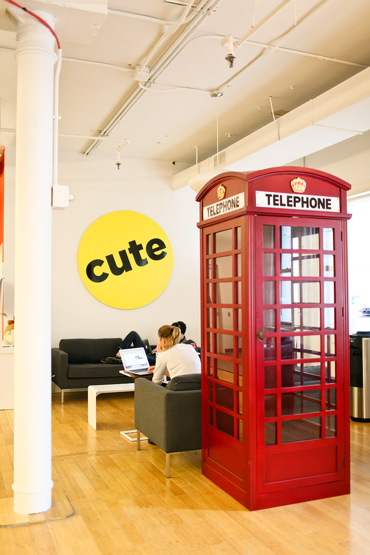Our tour of the Buzzfeed NYC office, where all the viral internet magic happens.