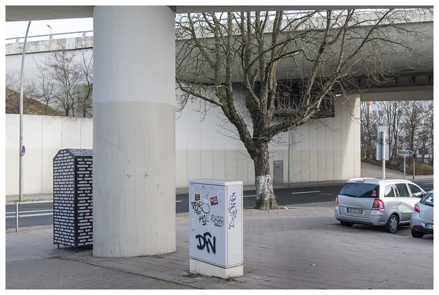 Hoher Bogen / Rudolstädter Straße