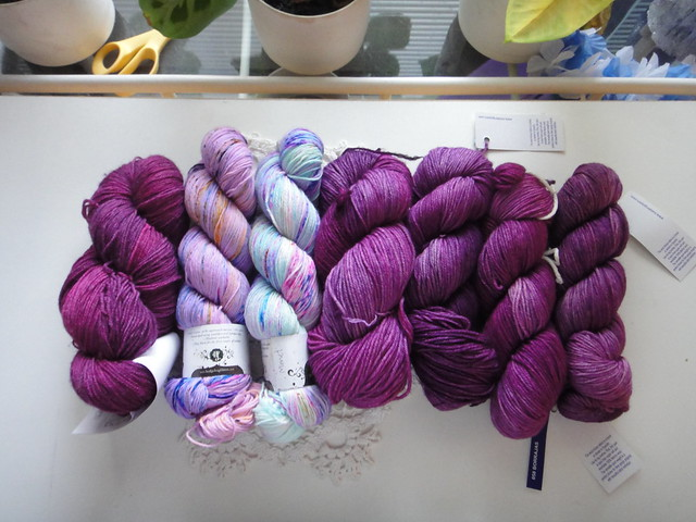 Yarn bought from Titityy