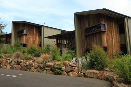 澳洲昆士蘭-Binna Burra Sky Lodges-新山莊外觀-20141121-賴鵬智攝-13