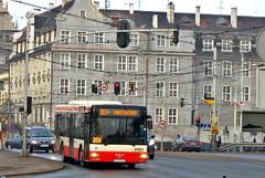 MAN NL283 #2063 Gdańsk