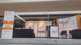 ELIXIR at ECCB 2016