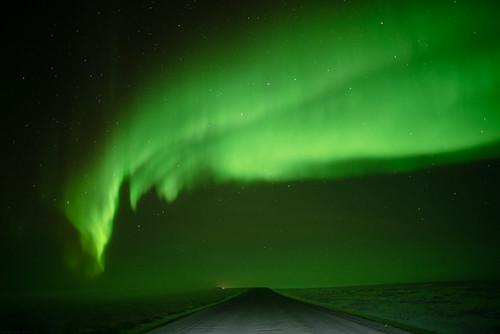 Dalton Highway Aurora