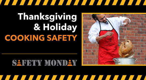 SM Thanksgiving and Holiday Safety