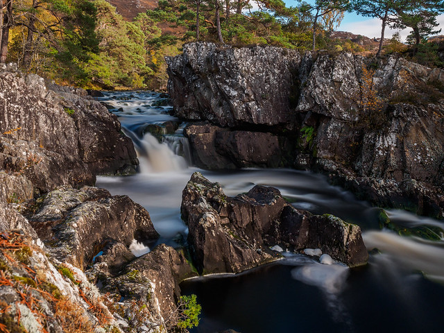 Pollcherian Falls