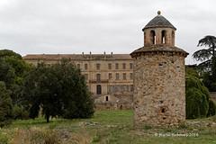 34 Roujan - Château de Cassan Pigeonnier XIX 02