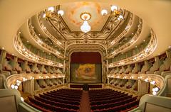 Gobierno de Oaxaca, Celebra Gabino Cué reconocimiento del Teatro Macedonio Alcalá como Recinto Emblemático de las Lunas del Auditorio, Oaxaca