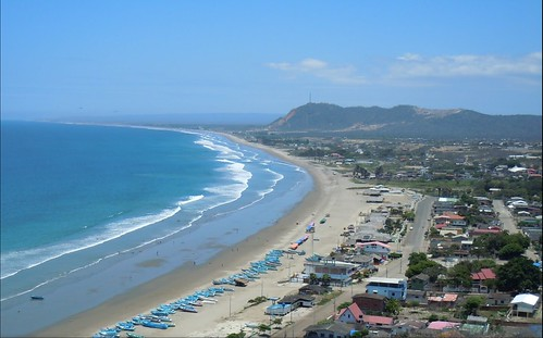 Ecuador Beach 4 Acres For Sale