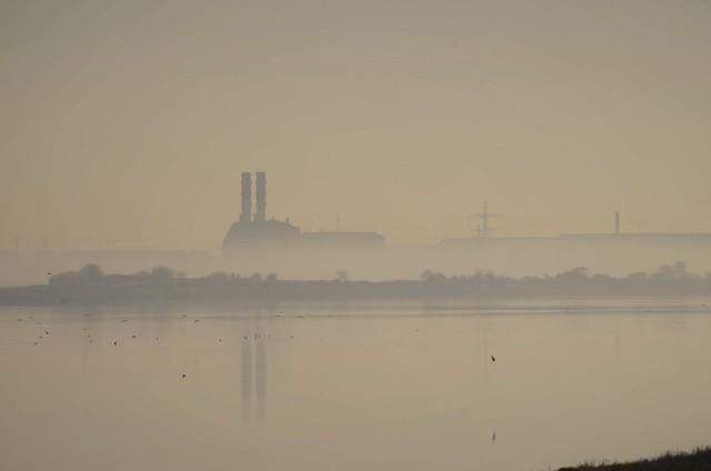 Industrial landscape, Pentax K-50, HD PENTAX-DA 55-300mm F4-5.8 ED WR