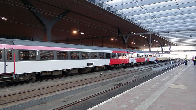 Rotterdam, FYRA ICR