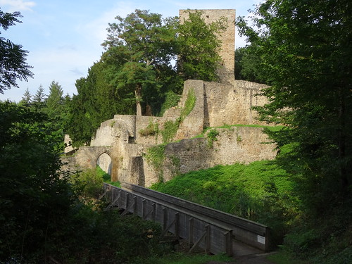 Hardtburg Castle Ruin (near Euskirchen)
