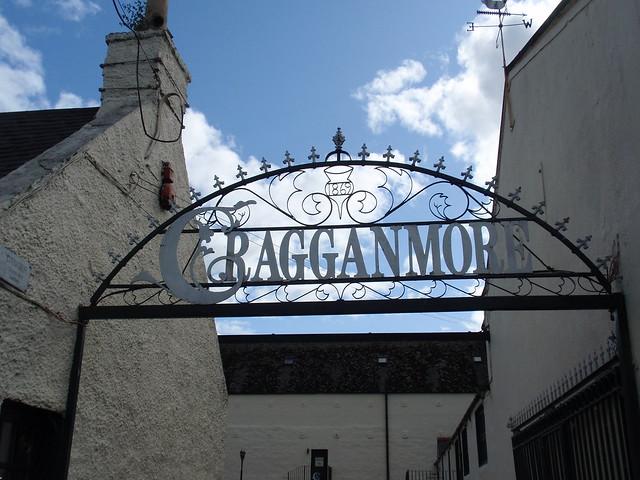 Cragganmore distillery 2009