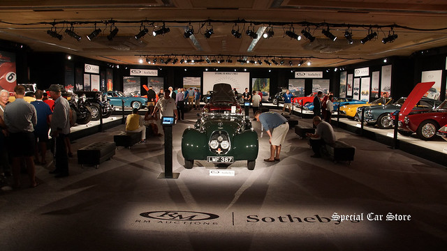 at RM Sotheby's Auction 2015
