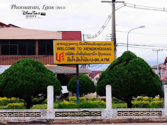 Laos - Phonsavan 02