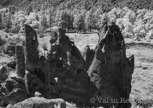 Bandelier National Monument - Val in Real Life