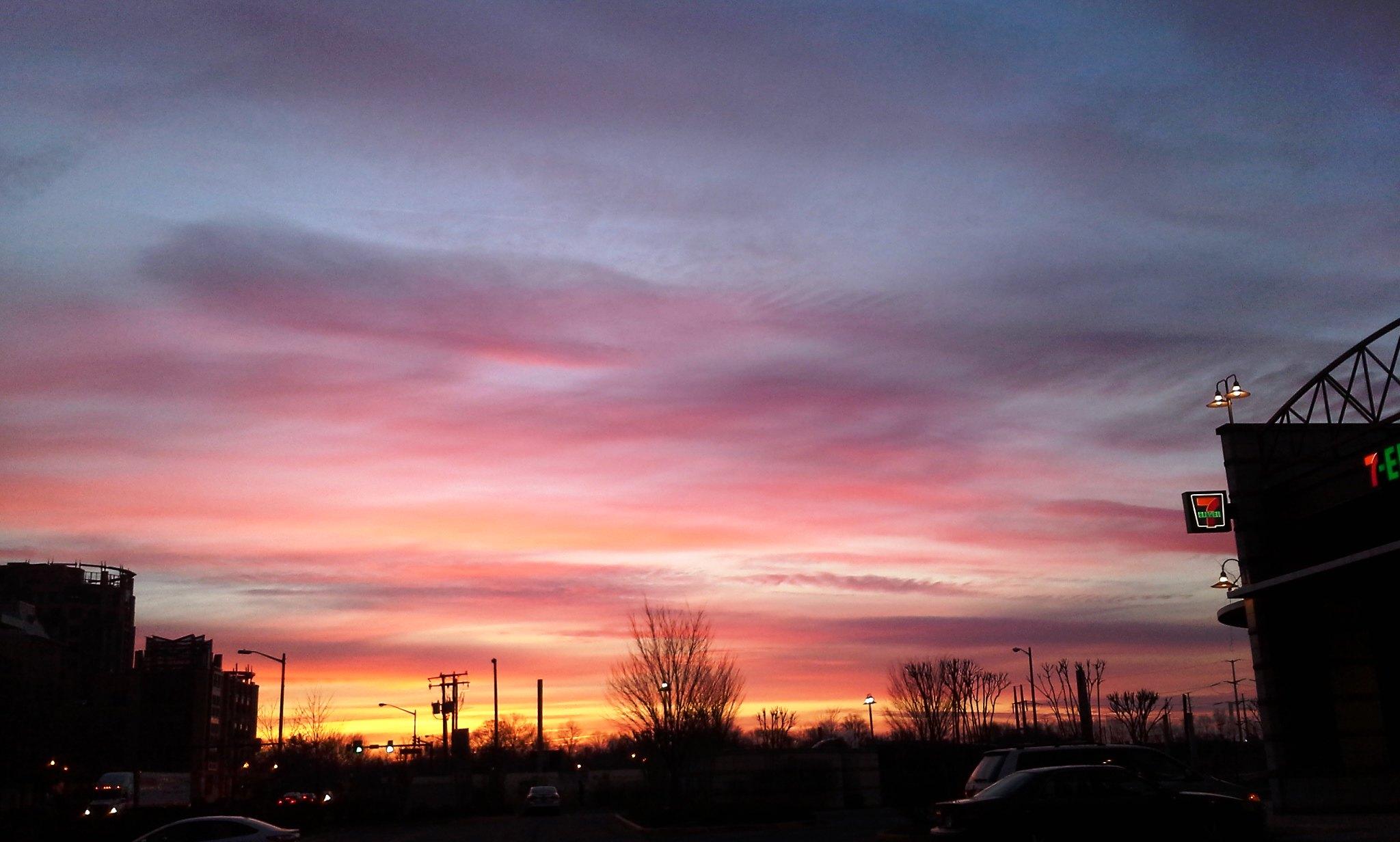 Alexandria Sunrise