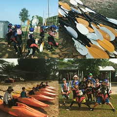 Beautiful day. Happy kids. Great OED team. All good. #uwcsea_east #seakayak #oed_uwcseast #7Pgu
