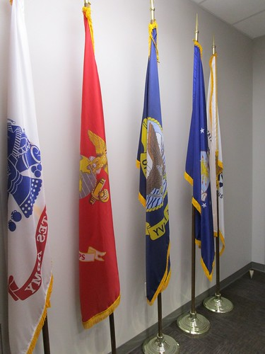 VFW Beavercreek Post 8312 Appreciation Ceremony/VMC Open House