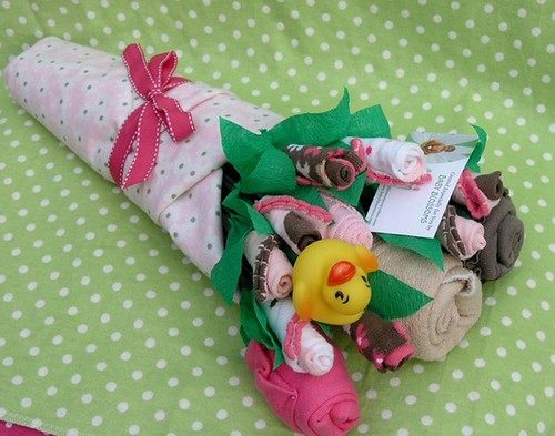 Homemade Baby Shower Gifts