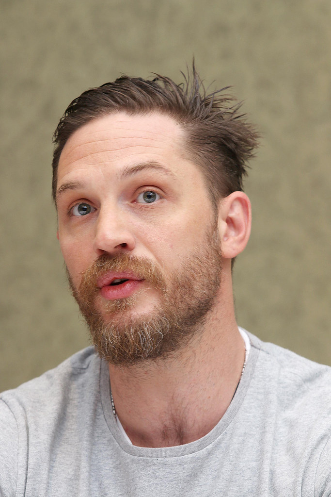 Том Харди — Пресс-конференция «Легенда» на «TIFF» 2015 – 16