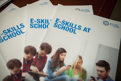e-Skills at School Event