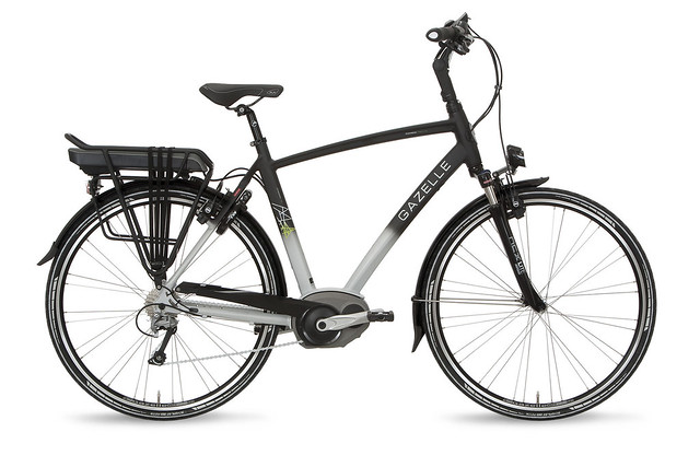 "Gazelle Chamonix T10 • <a style=""font-size:0.8em;"" href=""https://www.flickr.com/photos/ebikereviews/21667361972/"" target=""_blank"">View on Flickr</a>"