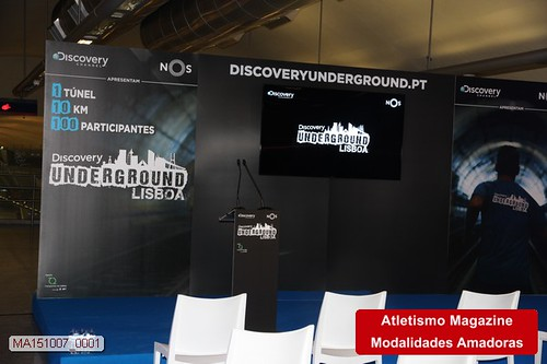 2015-10-07 - Apresentação da Discovery Underground - Primeira corrida subterrânea em Portugal