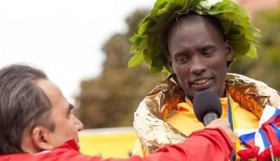 Košický maraton vyhrál favorizovaný Keňan Kosgei