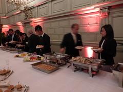 Celebratory buffet