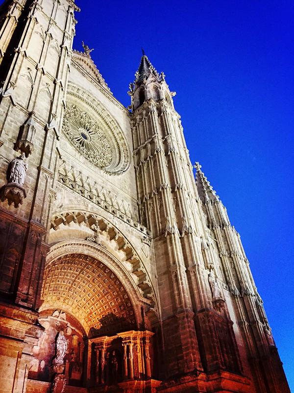 La Seu Cathedral Palma(Mallorca)