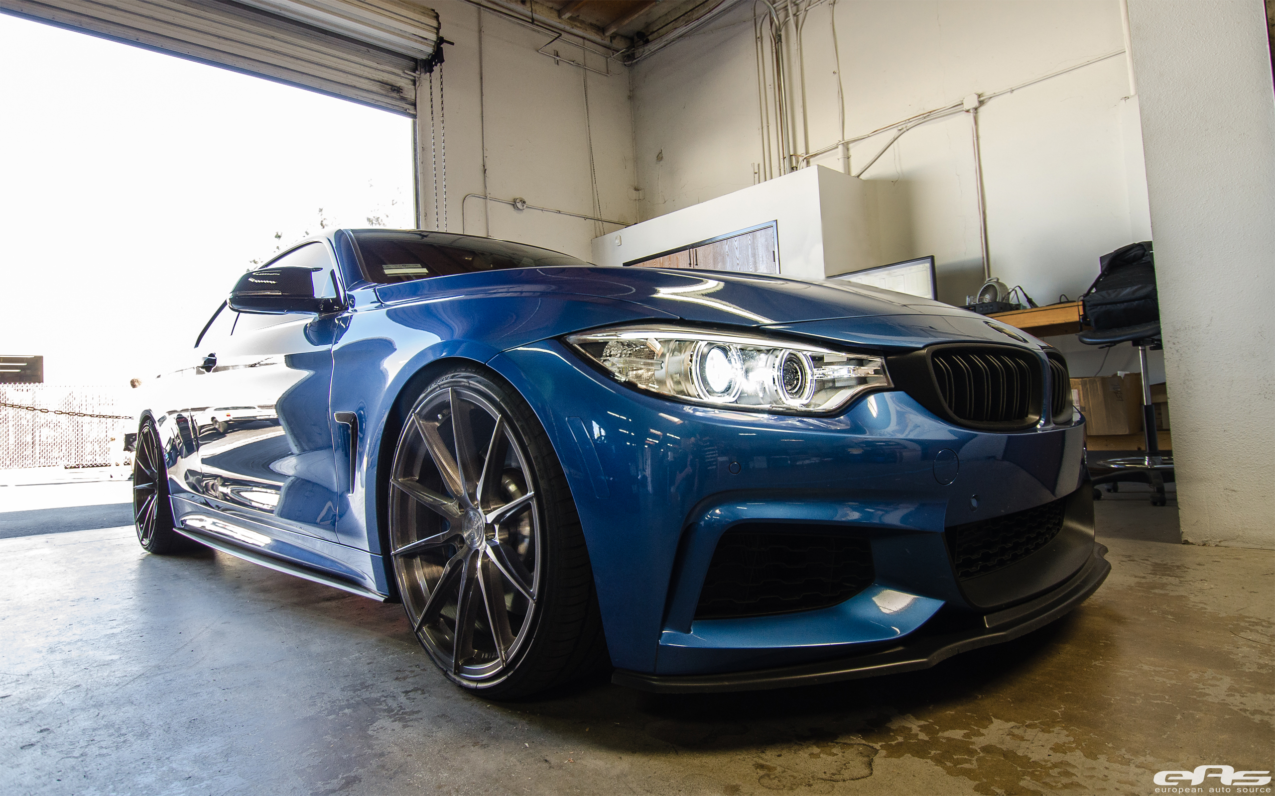 Estoril Blue F32 435i Almost An M4 Bmw Performance