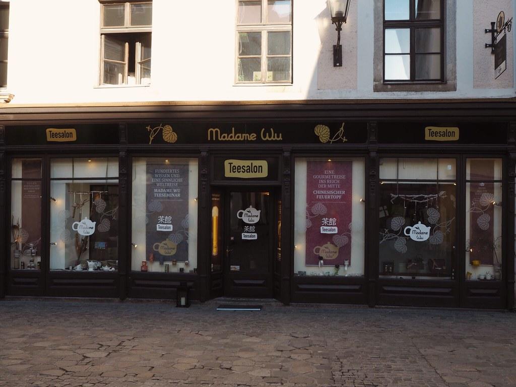 Linz Tipp Altstadt Teesalon Madame Wu 02