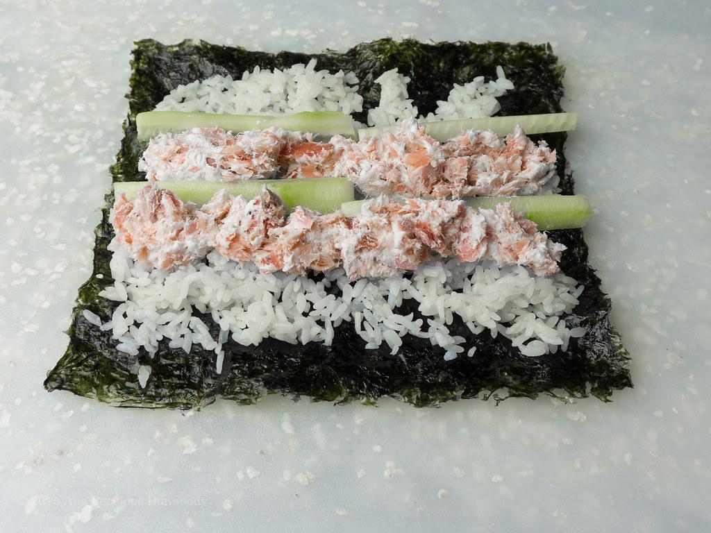 Rolling Sushi No. 5
