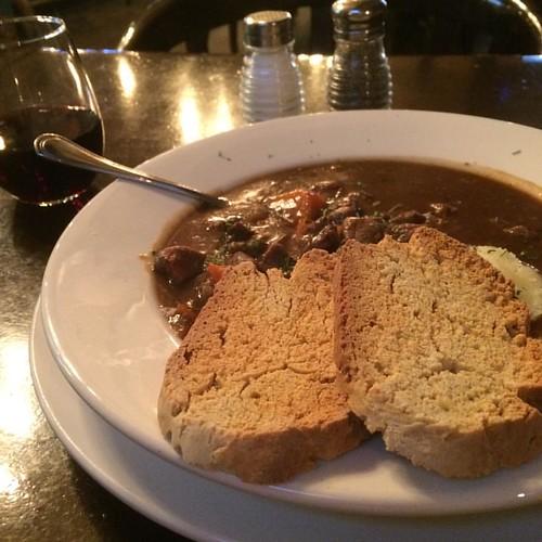 Steak and Murphy stew #yegfood