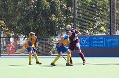 15SHDP064 - Australian Masters Hockey Cairns - Over 45s ACT vs QLD