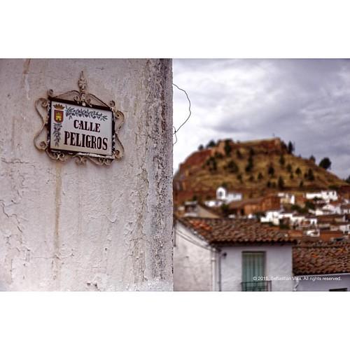 Calle Peligros. Santisteban del Puerto, Spain.   #santisteban #santistebandelpuerto #jaen #andalusia #spain