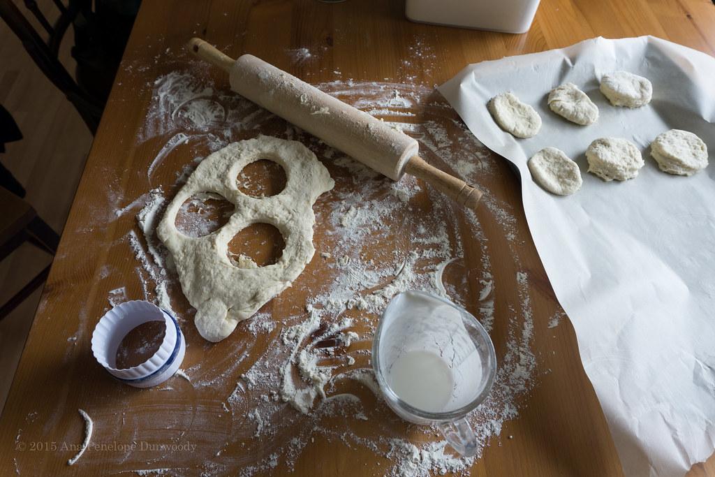 Buttermilk Biscuits #3