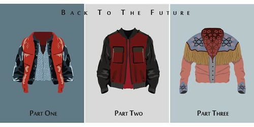 Back to the Future - Trilogy - Evolution - Clothing - 1
