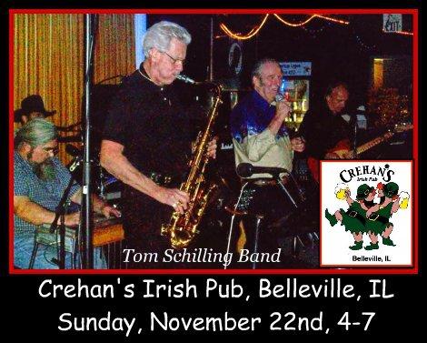Tom Schilling Band 11-22-15