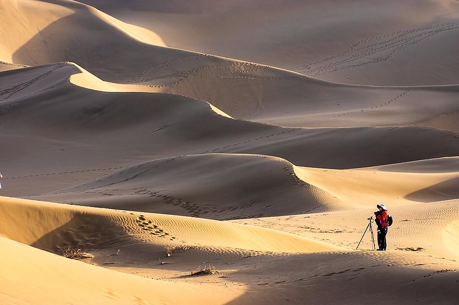 我與Pentax遊北疆