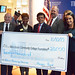 Rep. Prasad Srinivasan attended a ceremony for Monaco Ford's donation to Manchester Community College's new Veterans' Program, Nov. 2015.