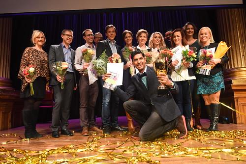 Forskar Grand Prix 2015-final